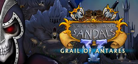 обложка 90x90 Swords and Sandals V: Grail of Antares