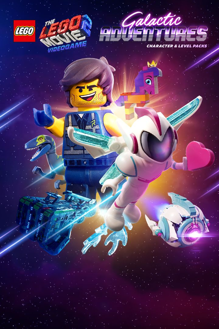 The Lego Movie 2 Videogame Galactic Adventures Character Level Pack For Xbox One 2019 Mobygames