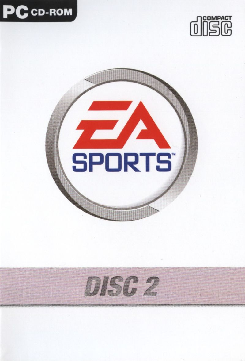 NHL 2004 Windows Other Disc 2 Sleeve - Front