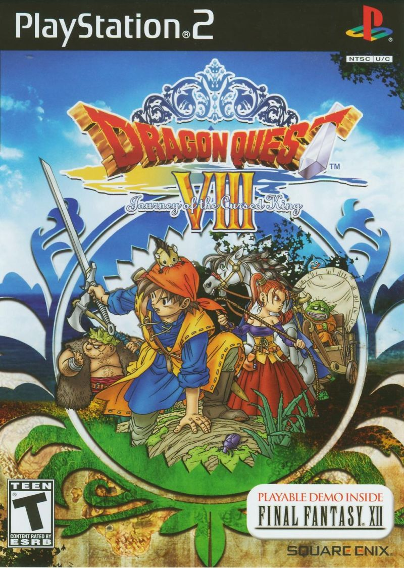 Dragon Quest Viii Journey Of The Cursed King For