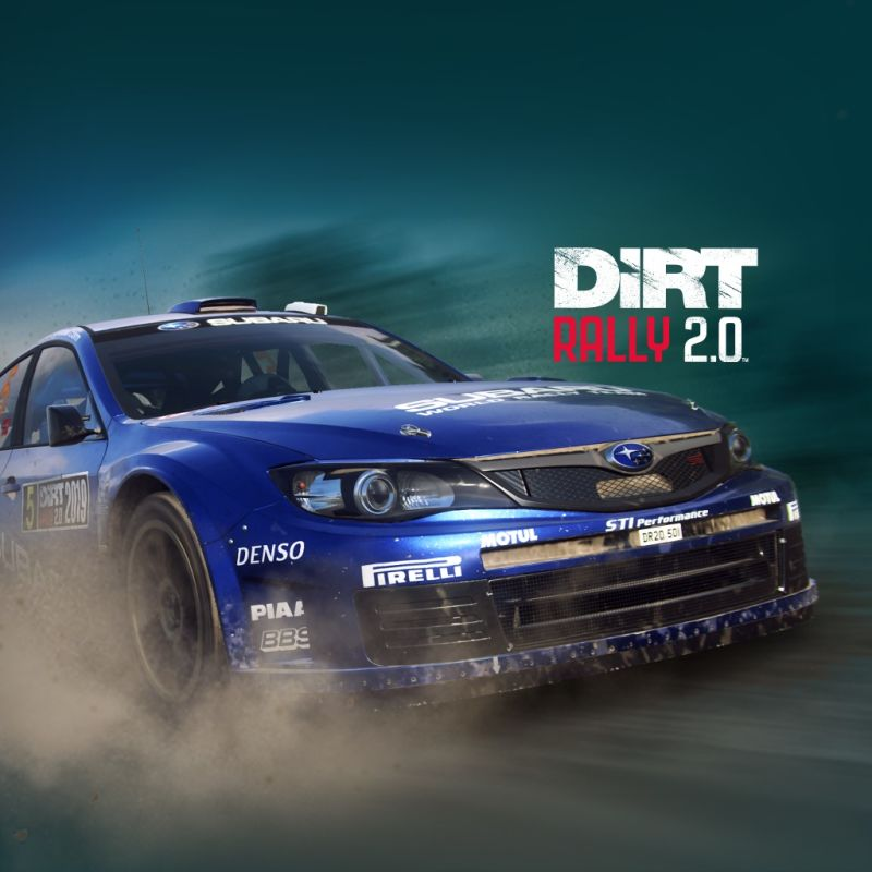 DiRT Rally 2.0: Subaru Impreza For PlayStation 4 (2019