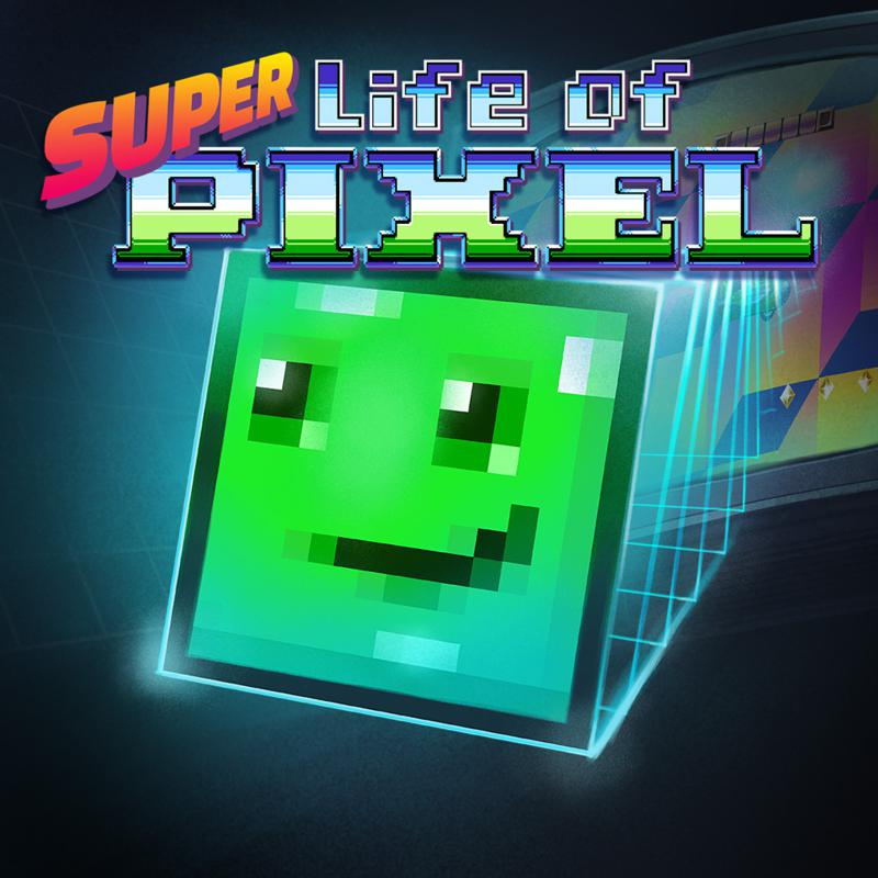 обложка 90x90 Super Life of Pixel