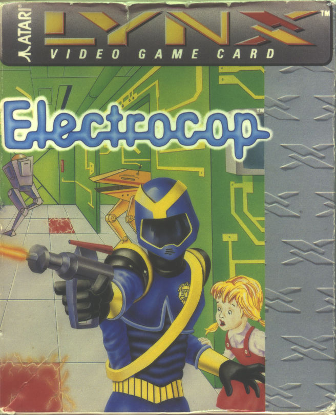 Electrocop Lynx Front Cover