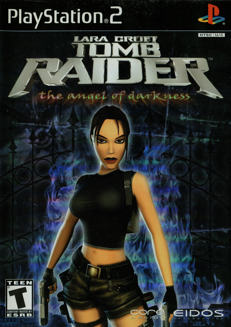 Lara Croft Tomb Raider The Angel Of Darkness For Playstation 2