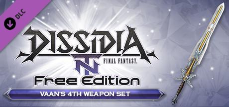 Dissidia: Final Fantasy NT Free Edition - Vaan's 4th Weapon Set Windows Front Cover