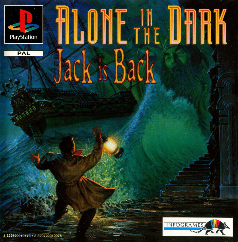 Alone In The Dark 2 For Playstation 1996 Mobygames