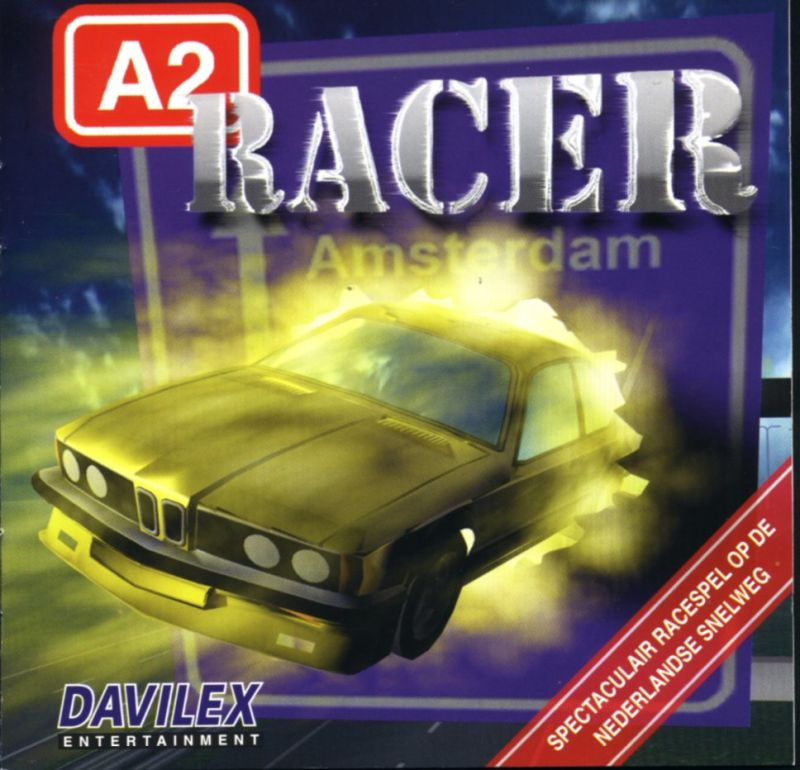 A2 Racer Windows Front Cover