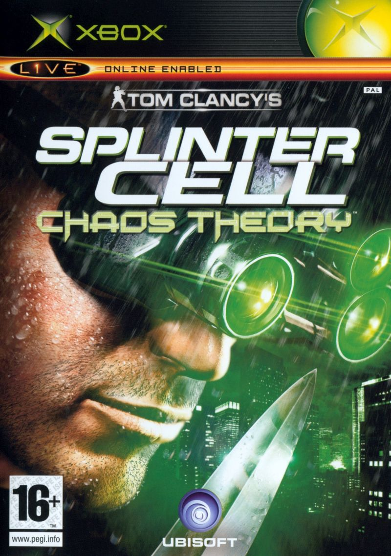 Steam community:: tom clancy's splinter cell: chaos theory.