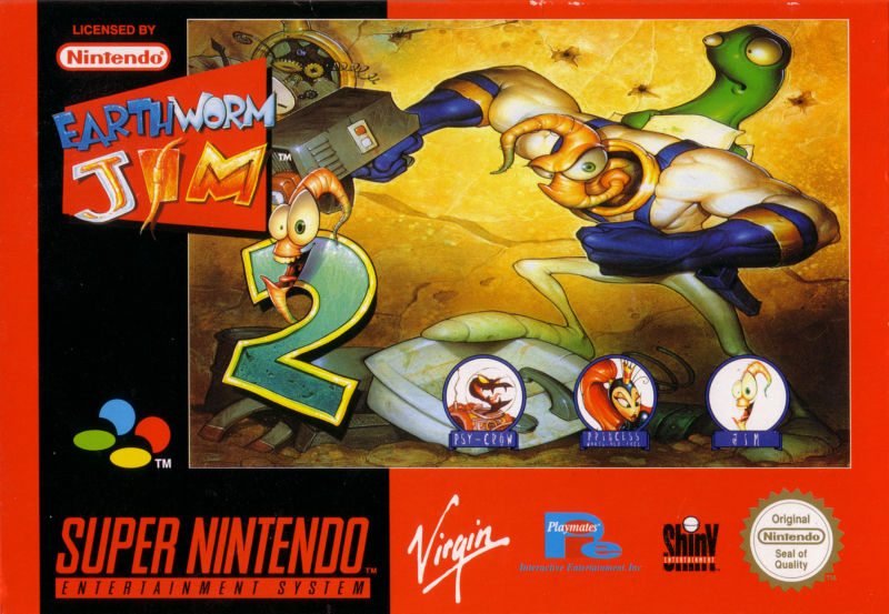 Last Retro Game You Finished And Your Thoughts - Page 13 56389-earthworm-jim-2-snes-front-cover