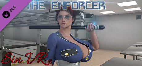 Sin VR: The Enforcer Windows Front Cover