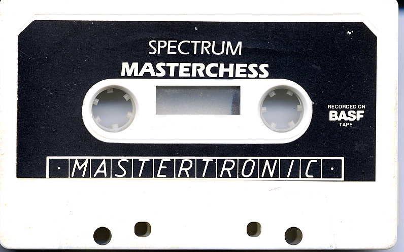 Master Chess ZX Spectrum Media