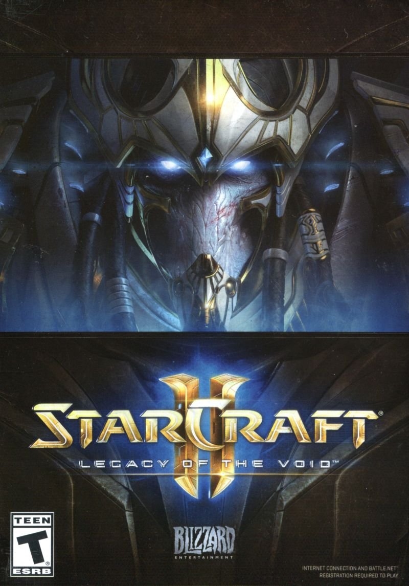 568056 starcraft ii legacy of the void macintosh front cover - StarCraft II: Legacy of the Void (2015)