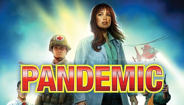 Pandemic Macintosh Front Cover