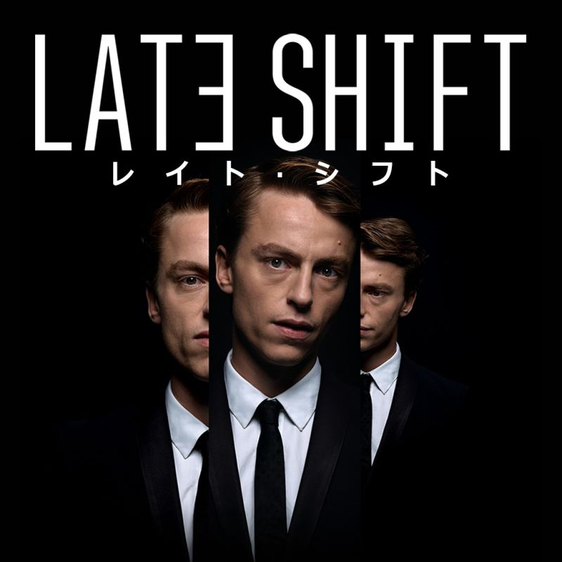 Late Shift PlayStation 4 Front Cover