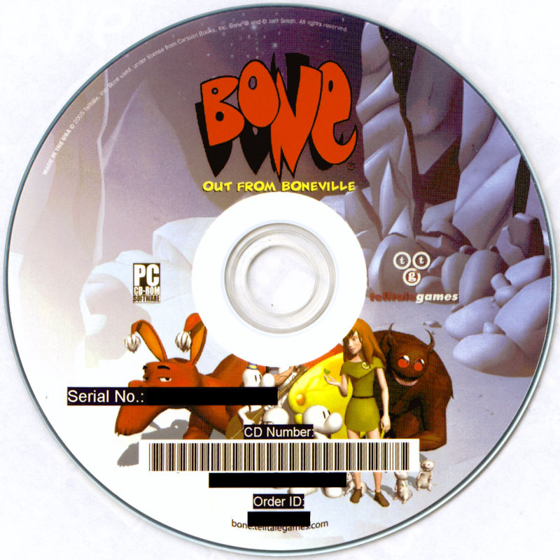 Bone: Out from Boneville Windows Media