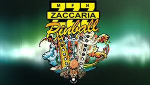 Zaccaria Pinball: Earth Wind Fire Table for Linux (2017