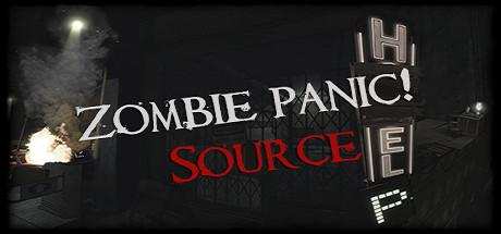 Zombie Panic!: Source Linux Front Cover