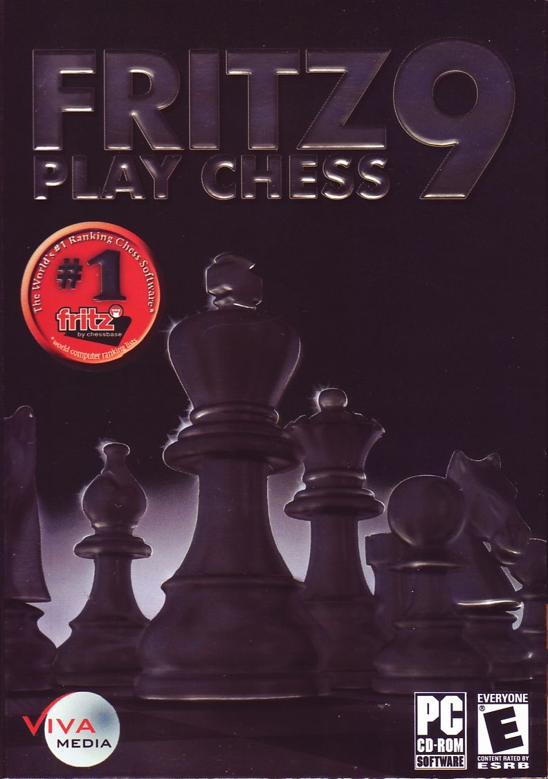 Fritz 9: Play Chess Windows Front Cover