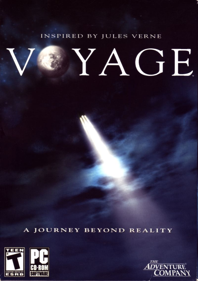 Voyage Windows Front Cover