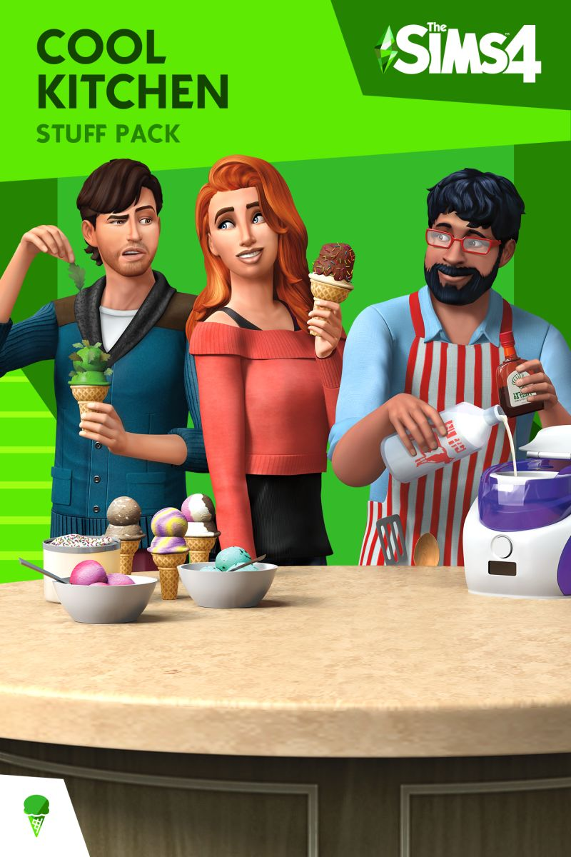 The Sims 4: Cool Kitchen Stuff For Xbox One (2017)