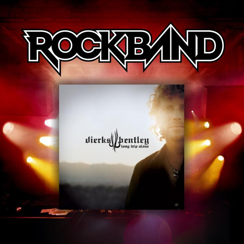 Rock Band Free And Easy Down The Road I Go Dierks Bentley 2015 Box Cover Art Mobygames