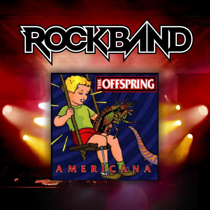 Rock Band: The Offspring - 'The Kids Aren't Alright' (2015