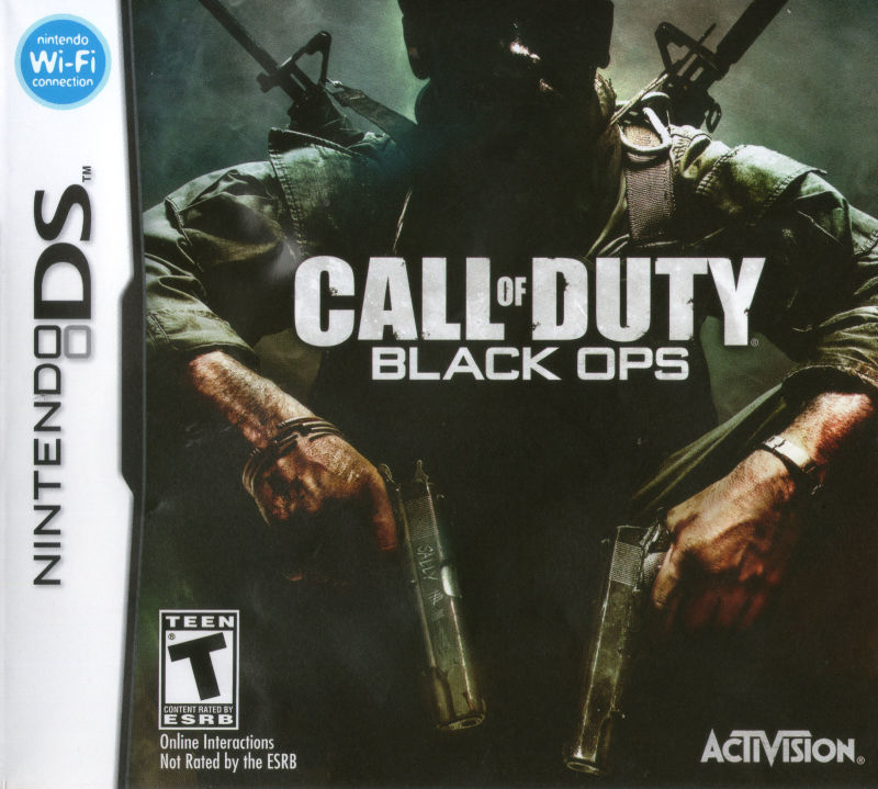Call of Duty: Black Ops Nintendo DS ROM Download