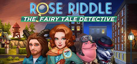 обложка 90x90 Rose Riddle: The Fairy Tale Detective (Collector's Edition)