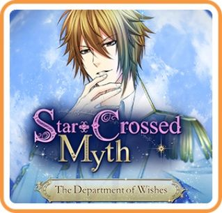 обложка 90x90 Star-Crossed Myth: The Department of Wishes