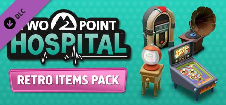 Two Point Hospital: Retro Items Pack (2019) Linux box cover