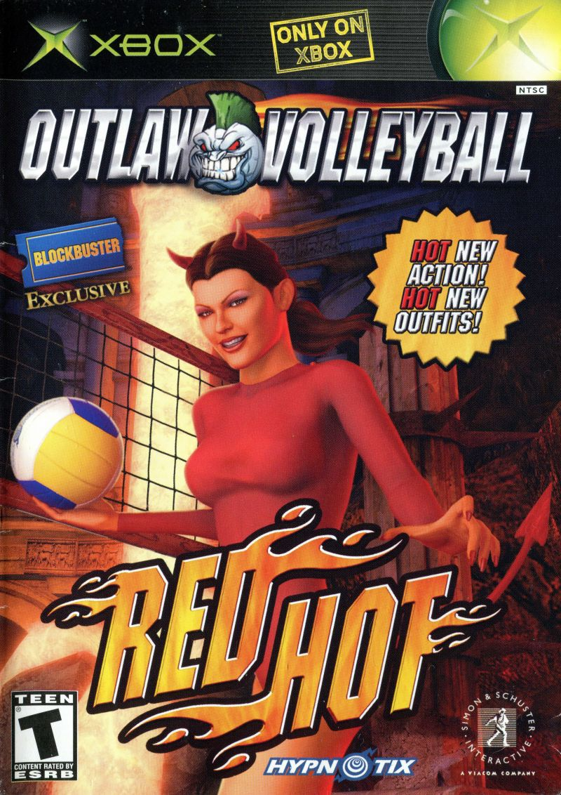 Outlaw Volleyball (Original Xbox) Game Profile