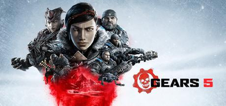 Gears 5 Windows Front Cover