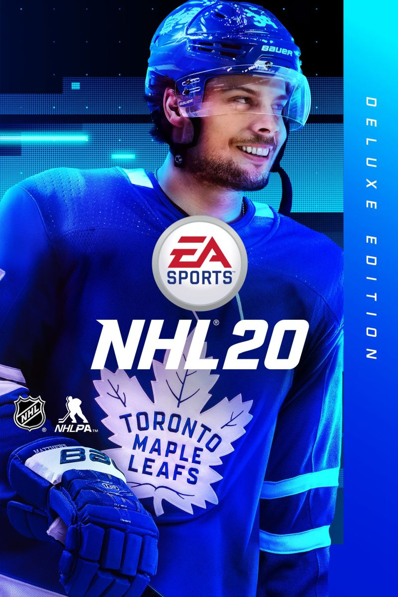 NHL 20 (Deluxe Edition) for PlayStation 4 (2019) - MobyGames