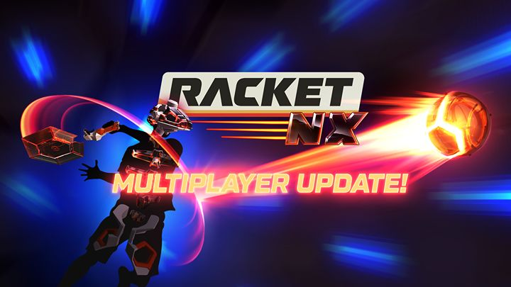 Racket: Nx for Oculus Quest (2019) - MobyGames
