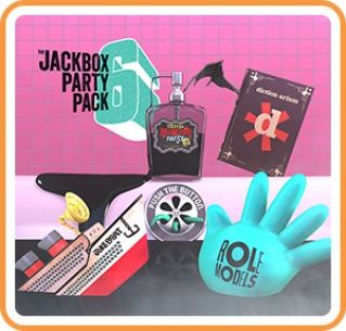 The Jackbox Party Pack 6 for Fire OS (2019) - MobyGames