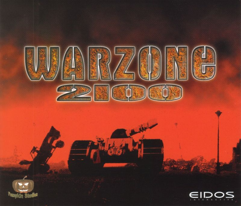 Warzone 2100 Windows Other Jewel Case - Front