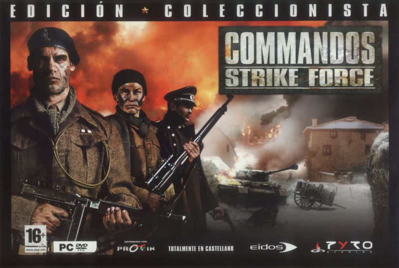 Commandos: Strike Force (Collector's Edition)