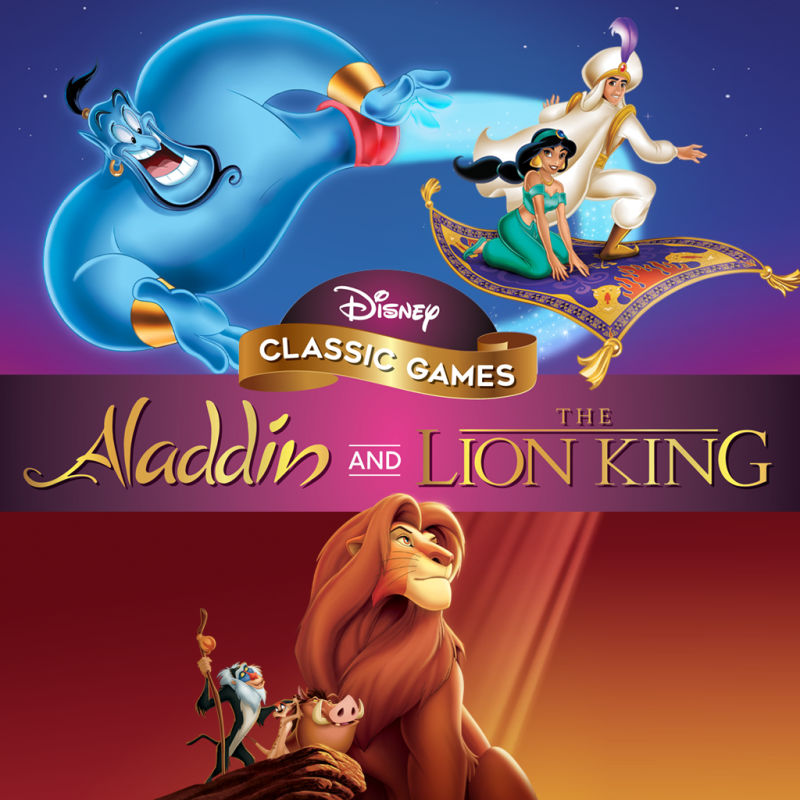 Disney Classic Games: Aladdin and The Lion King (2019 ...