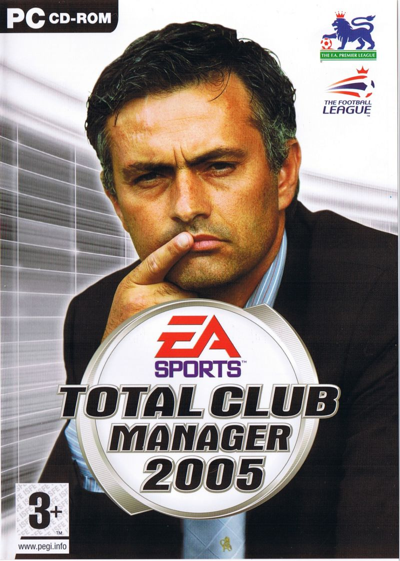 Total Club Manager 2005 For Playstation 2 2004 Mobygames