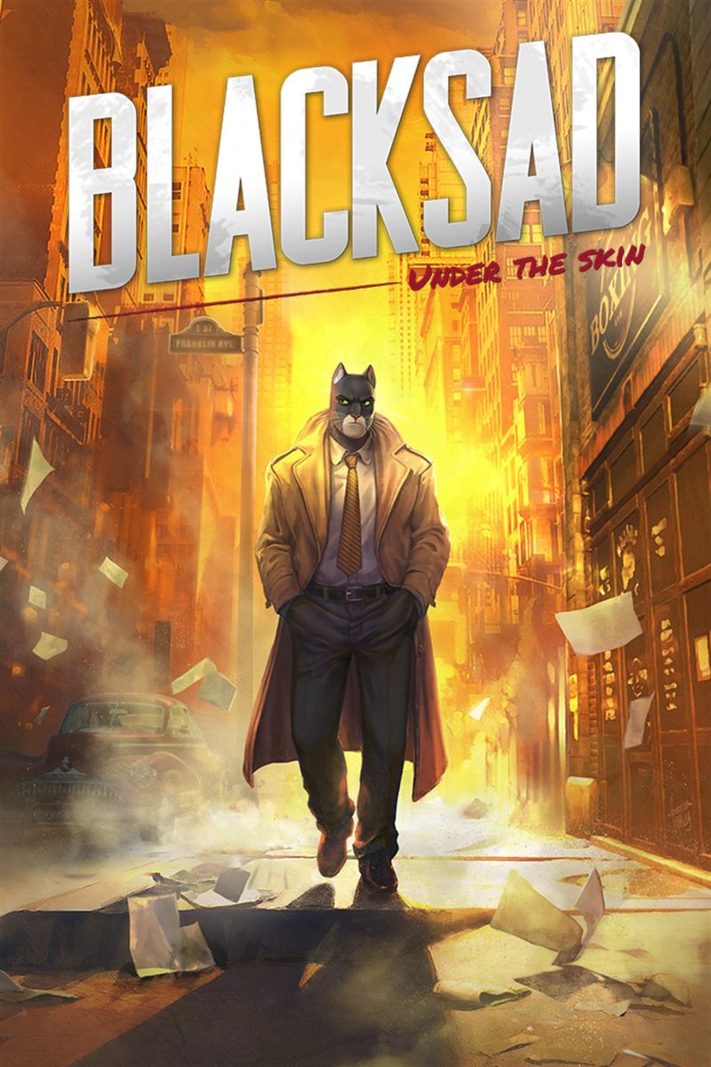 Blacksad: Under the Skin | RePack By SpaceX