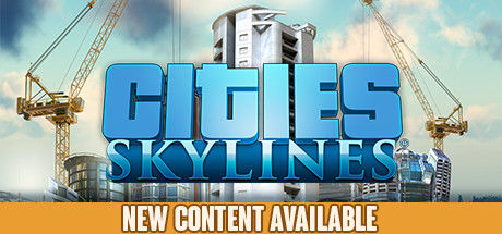 Cities: Skylines Linux Front Cover New Content Announcement Cover Art