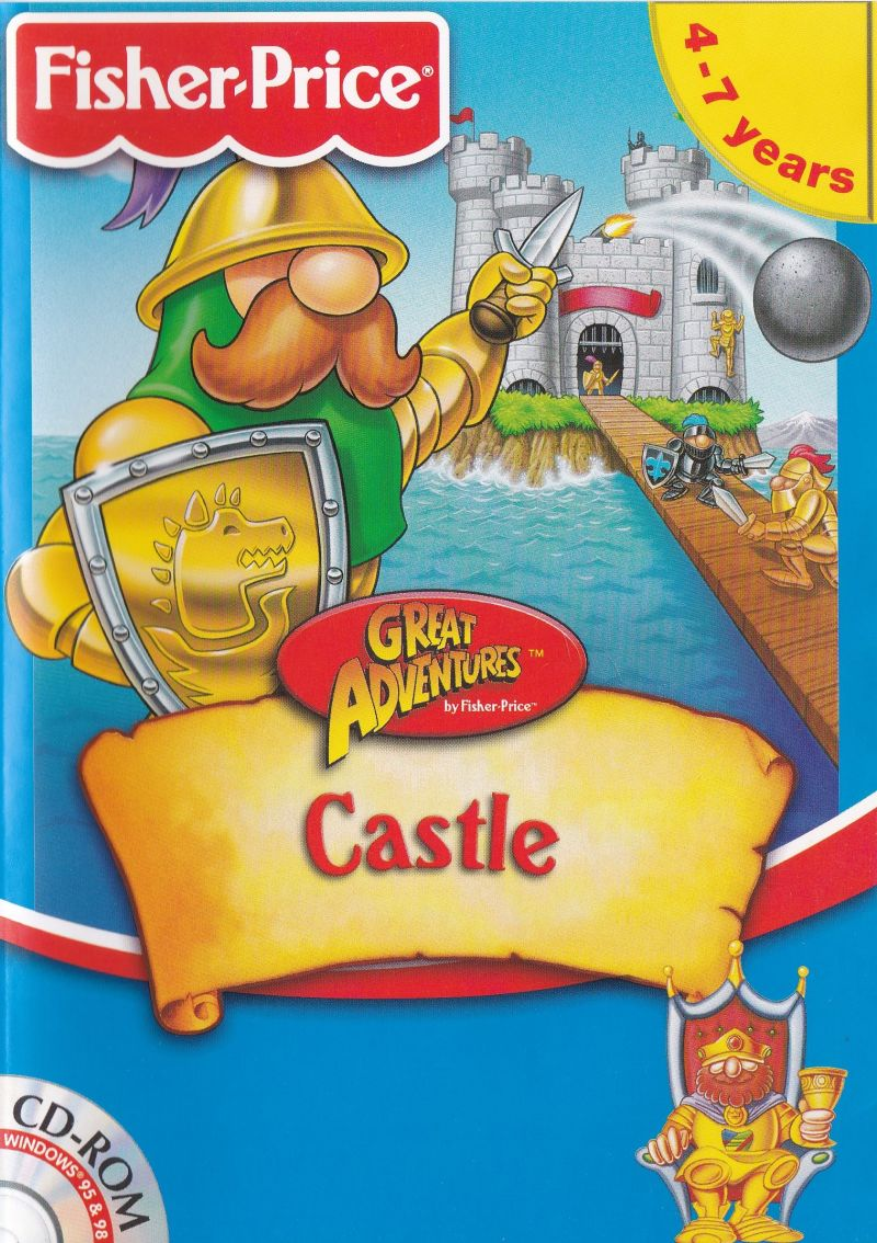Great Adventures By Fisher Price Castle For Windows 1998 Mobygames