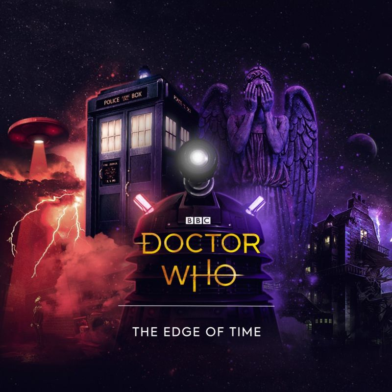 обложка 90x90 Doctor Who: The Edge of Time
