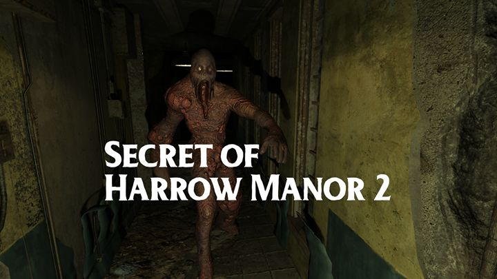 обложка 90x90 Secret of Harrow Manor 2