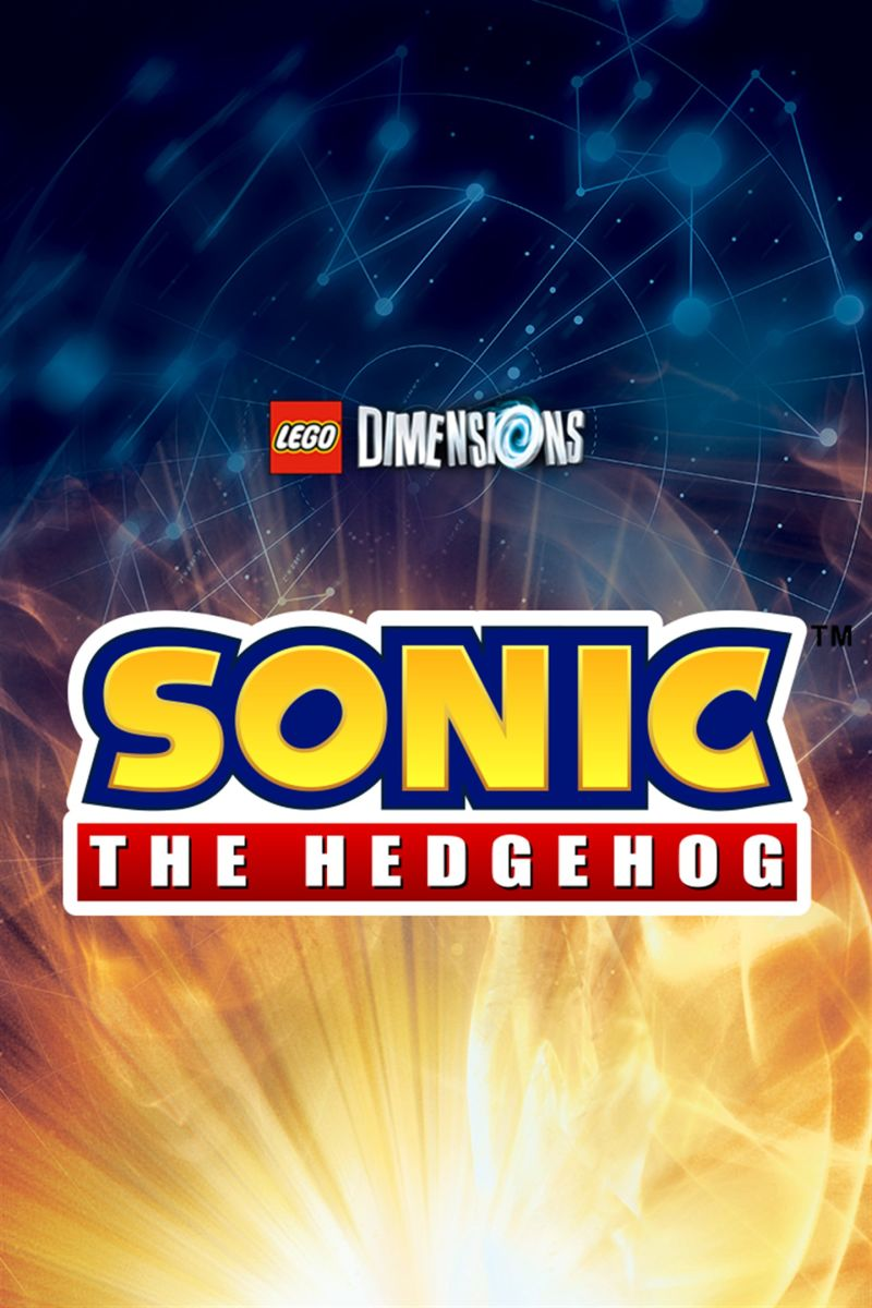 Lego Dimensions Sonic The Hedgehog Level Pack 2016 Mobygames