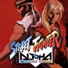 Street Fighter Alpha: Warriors' Dreams PSP-ISO Game