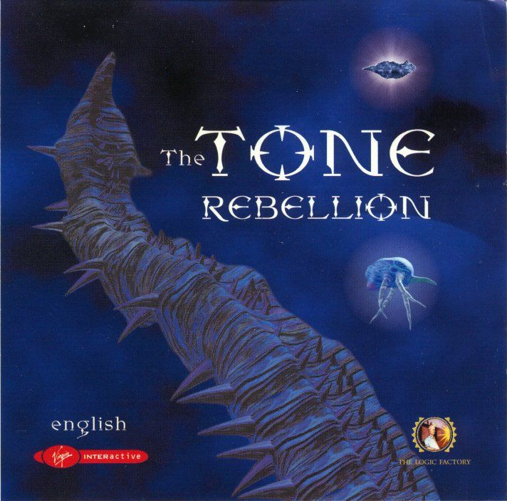 The Tone Rebellion Windows Other Jewel Case - Front