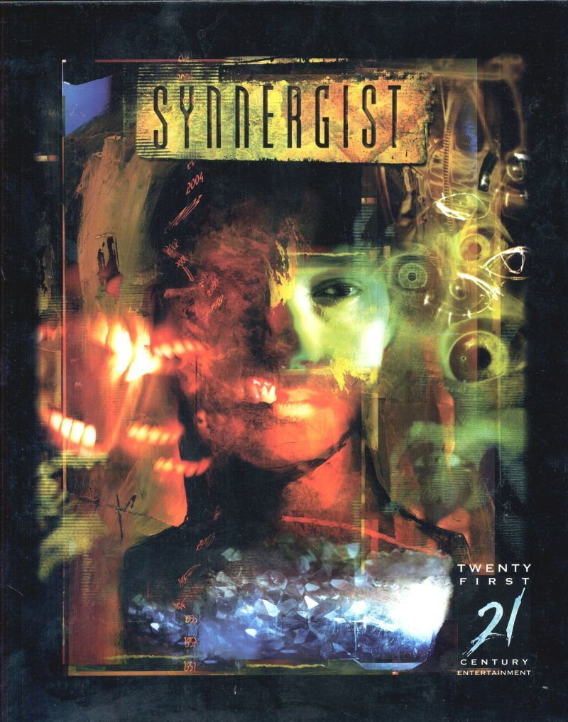 Synnergist DOS Front Cover