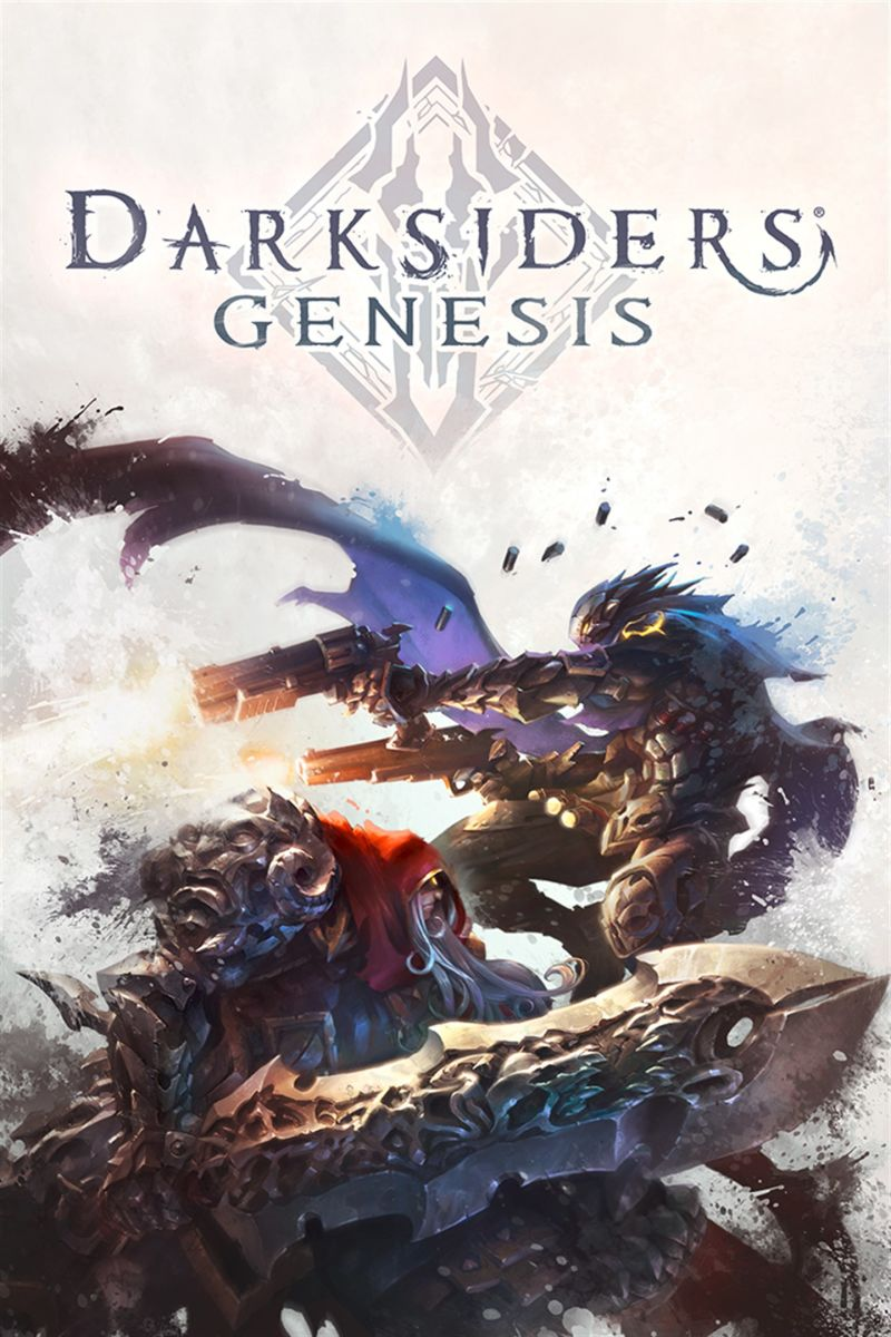 Darksiders: Genesis Xbox One Front Cover