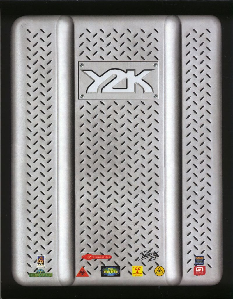 Y2K: The Game Windows Front Cover